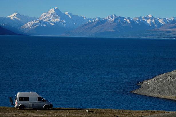 Camping-Paradies Neuseeland