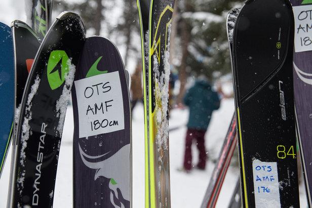 Ski Tests 2017 - ©Liam Doran