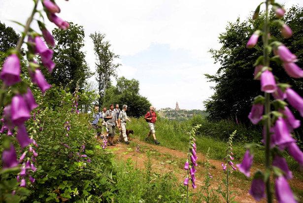 Weitwanderwege in Deutschland: Sechs tolle Wege für den Wandersommer- ©Rasmus Schübel/ TV Kyffhäuser