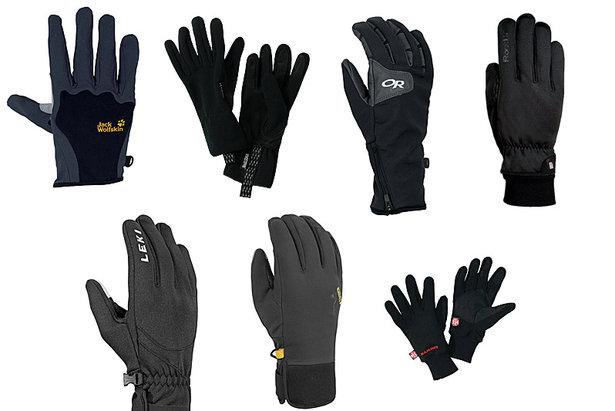 Herbstzeit: Handschuhe für  Wanderer im Test- ©bergleben.de