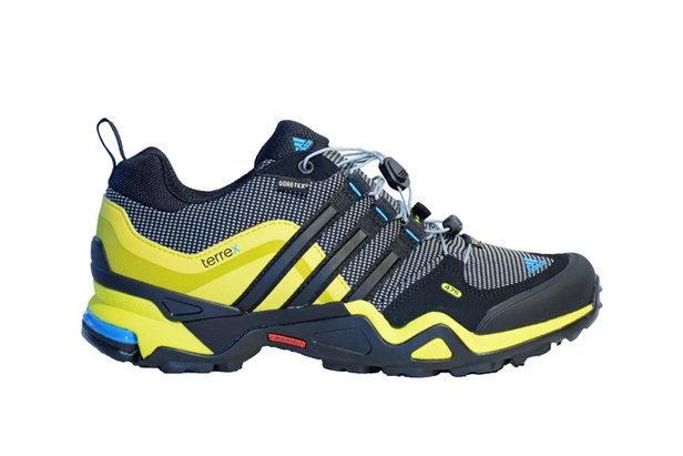 Wanderschuhe Test Adidas Terrex Fast X GTX Die