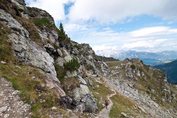 Wandern in der Steiermark - ©bergleben.de / Matteo Gariglio