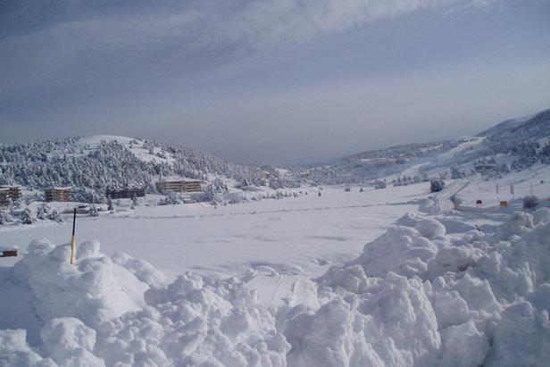 Gréolières les Neiges