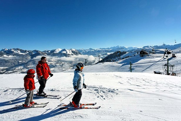 ski les Brasses