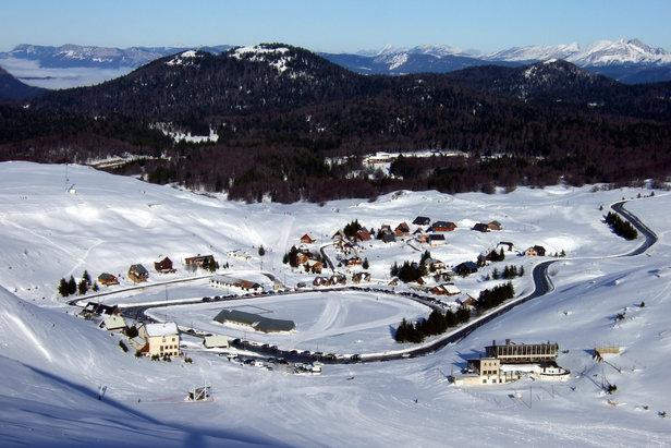 station de ski de Font d'Urle