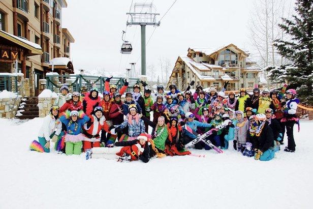 2016 Women's Week - ©Telluride Ski Resort