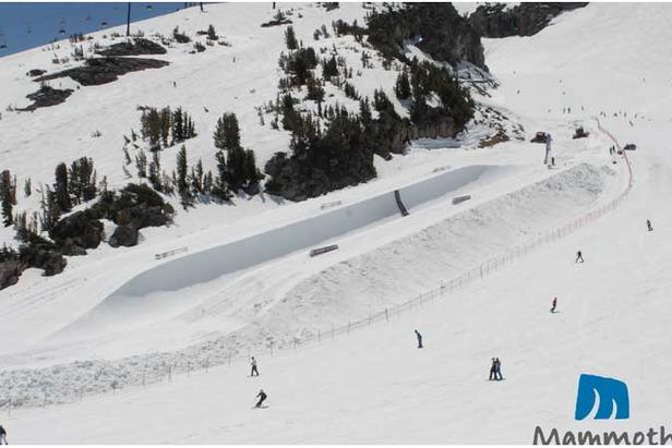 Six Ski Areas Still Open In North America