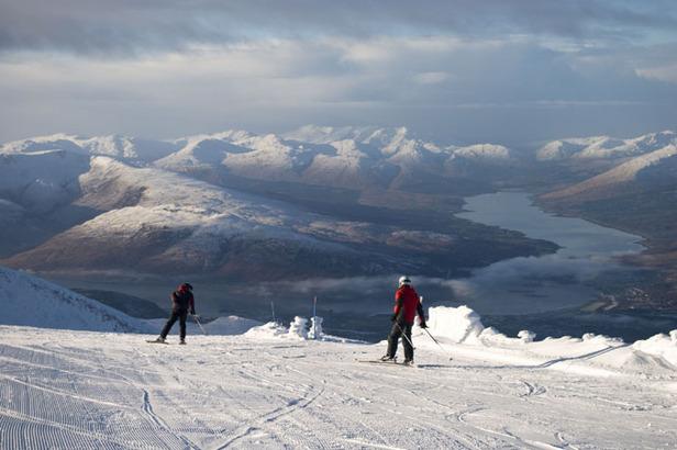 Scottish Ski Season Continuing Towards Another Record Breaker?