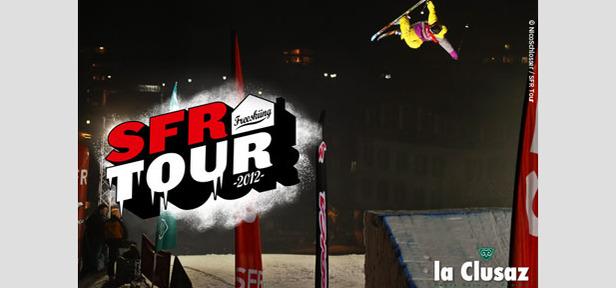 SFR Tour La Clusaz