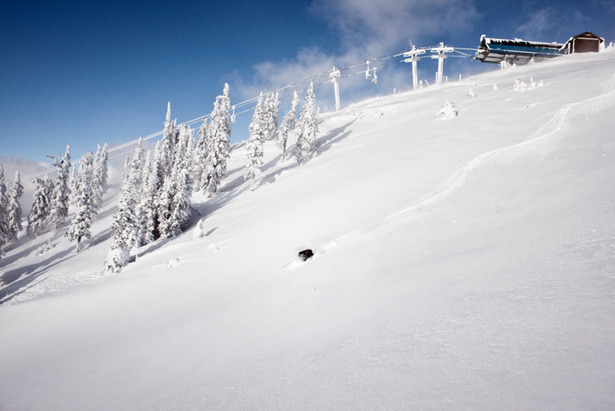 More Huge Snowfall's For BC, Canada