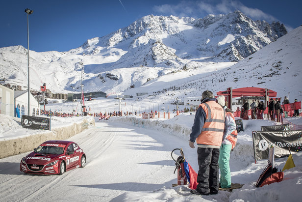 Andros Trophy - Val Thorens  - © OT VAL THORENS
