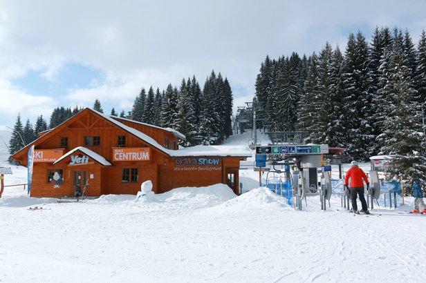 ORAVA SNOW - Oravská Lesná