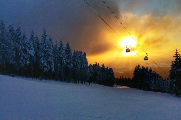 Na poslední víkend otevře SkiResort ČERNÁ HORA – PEC 17 km sjezdovek- ©SkiResort ČERNÁ HORA - PEC facebook