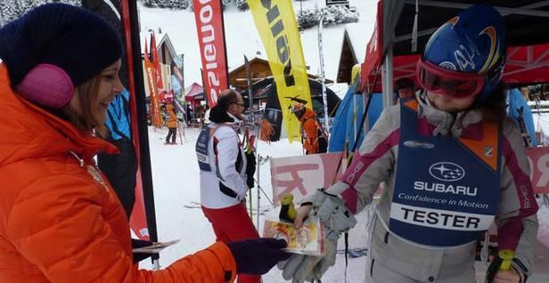 Prove Libere Tour: Ski test di successo anche a Zoldo!
