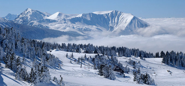 French Snow Depths Hit Mid Feb Averages Already