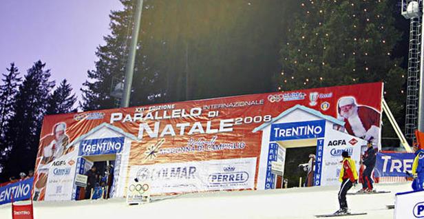 Madonna di Campiglio: Coppa del Mondo di Sci Alpino maschile