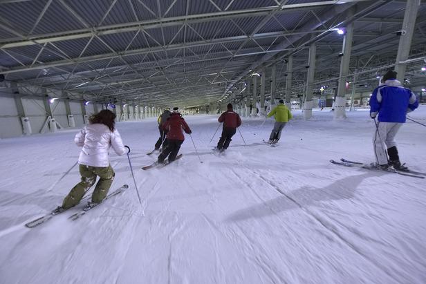01 SnowWorld Indoor