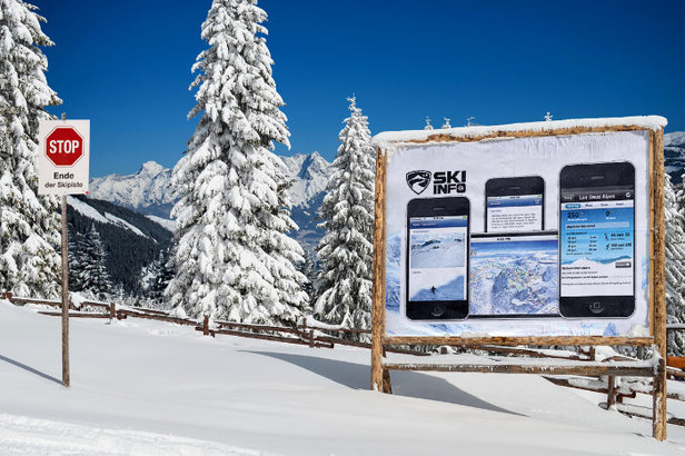 W aplikacji Skiinfo Narty&Śnieg znajdziesz informacje o ponad 2000 ośrodków narciarskich na całym świecie
