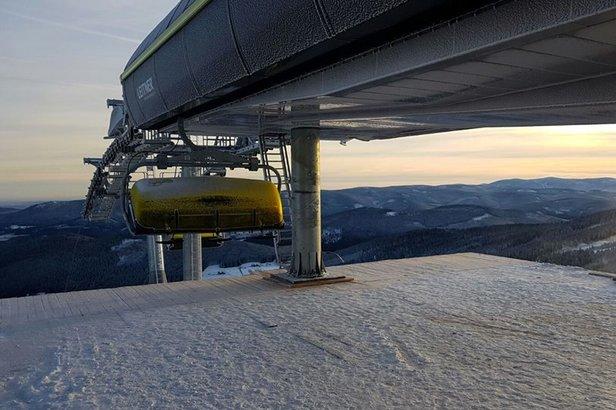 Nowa 6-osobowa kanapa Luxtorpeda w Czarnej Górze