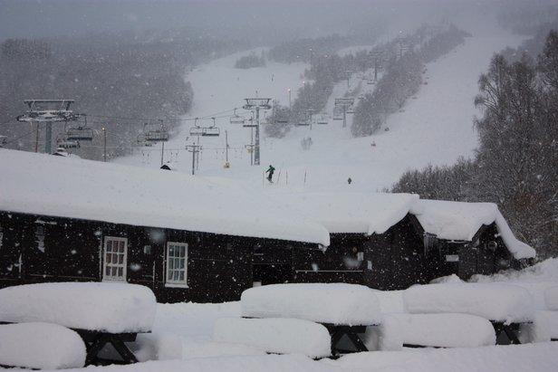 Norsk skianlegg på nysnøtoppen i Europa- ©Bjorli Skisenter