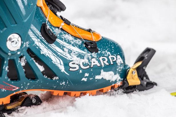 Im Test: Scarpa F1 Tourenskischuh- ©Skiinfo
