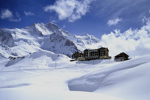 Hotel Bellevue, Eiger North Face  - © Hotel Bellevue des Alpes