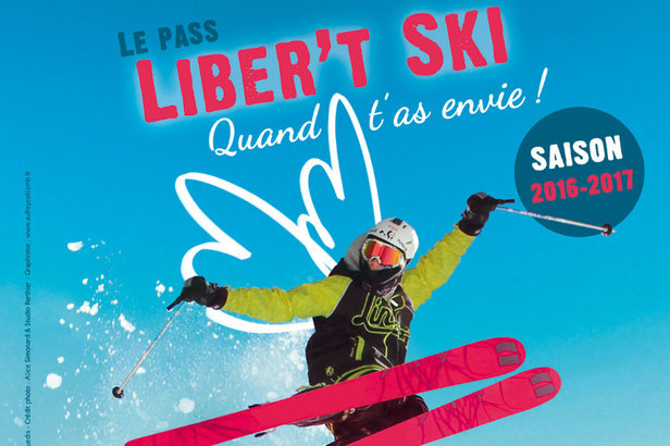 Avec le pass Liber'T ski proposée par la station des Orres, vous skiez au juste prix selon votre temps de ski !