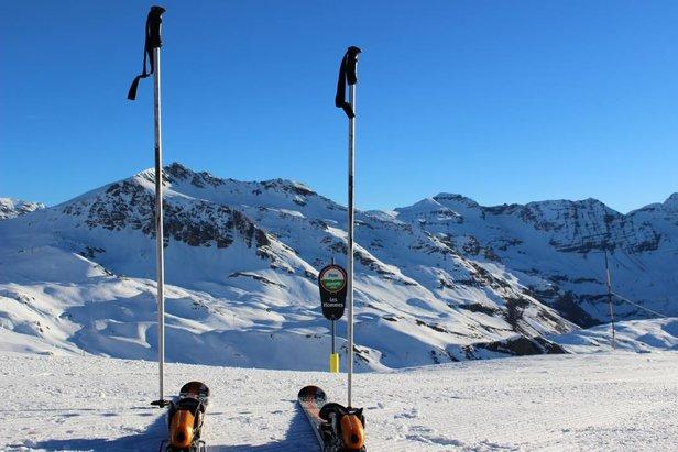 Prêts à dévaler les pistes de ski d'Orcières Merlette 1850 ?