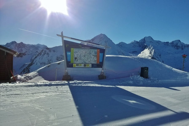 Prêts à chaussez les skis? Direction les pistes de Peyragudes...