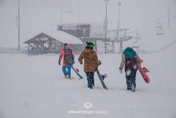 d6a651f1c1d7 V Taliansku sneží a nový sneh sa očakáva aj v Rakúsku