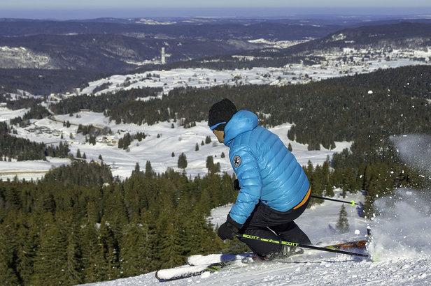 D'ici quelques jours, les skieurs devraient à nouveau prendre plaisir à dévaller les pistes de ski des Rousses