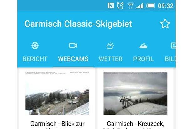Die Skiinfo-App für euer Smartphone: Neues Design für den Winter 2016/2017 ©Skiinfo