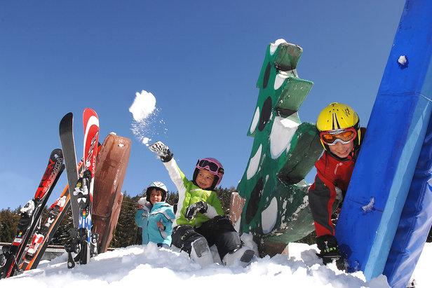 Val di Fiemme - Ski Kindergarten