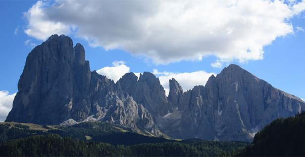 Weekend di corsa in montagna con il Val Gardena Extrem 2011