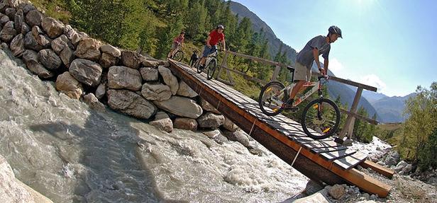 VTT Val d'Isère