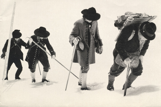 200 Years Since First Ascent of the Jungfrau