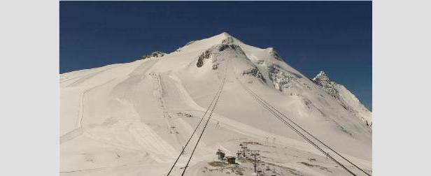 Esquiar en los Alpes en Verano: Tignes