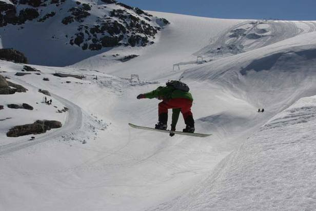New Areas Open For Summer Snowsport in Northern Europe