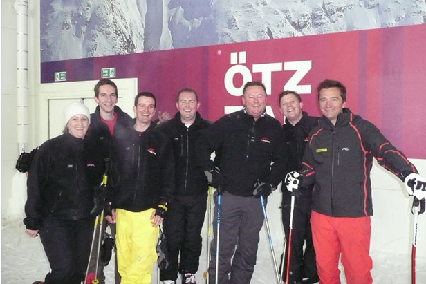 TUI Travel Specialist Holidays Group enters 13 teams for the Disability Snowsport UK Skiathon