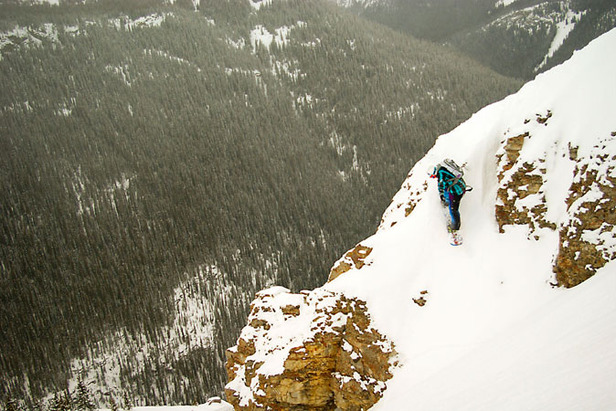 More Advanced Level Terrain opens Around Banff
