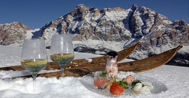 Sci e buona cucina nelle Dolomiti dell'Alta Badia