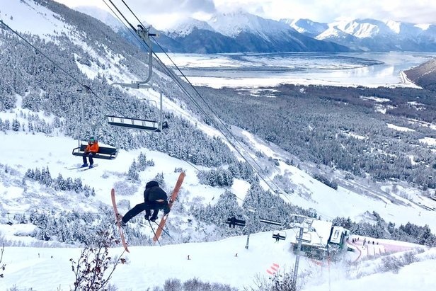 Snowiest Resort of the Week: 2.11-2.17- ©Alyeska Resort