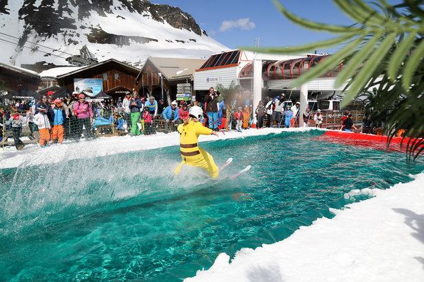 Courchevel fête le ski de printempsCourchevel Tourisme
