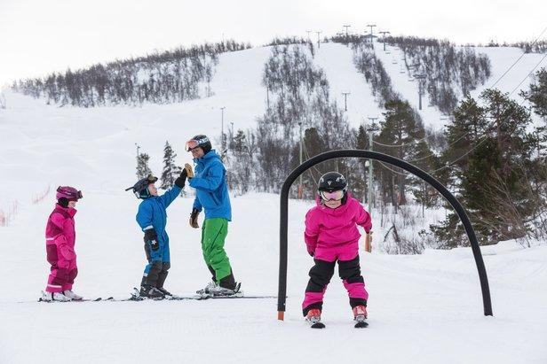 Aktiviteter for store og små i vinterferien- ©Emilie Holba