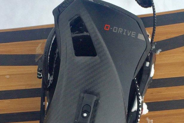 Voor jou getest: Now O-Drive snowboardbindings- ©Jurgen Groenwals