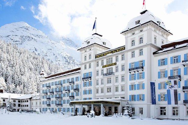 Skigebiete mit Casinos: For the players!- ©Kempinski Grand Hotel des Bains St. Moritz