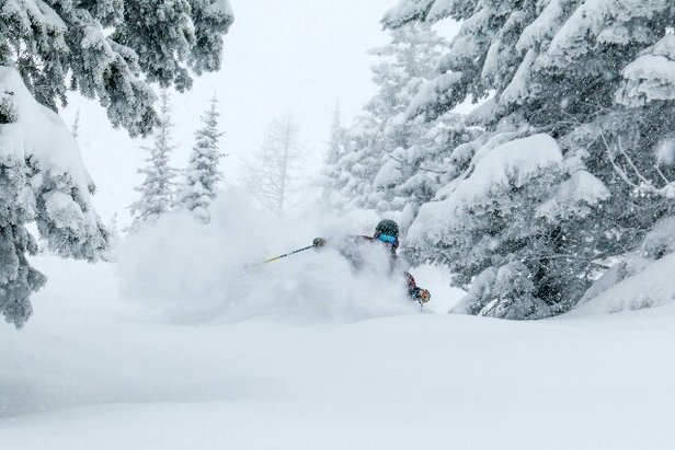 Best Ski Resorts for Holiday Snow ©Whitefish