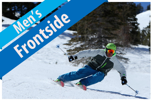 2017/2018 Men's Frontside ski boot reviews.