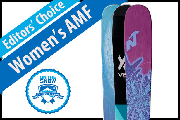 The 3 Best Women's All-Mountain Front Skis of 2017/2018