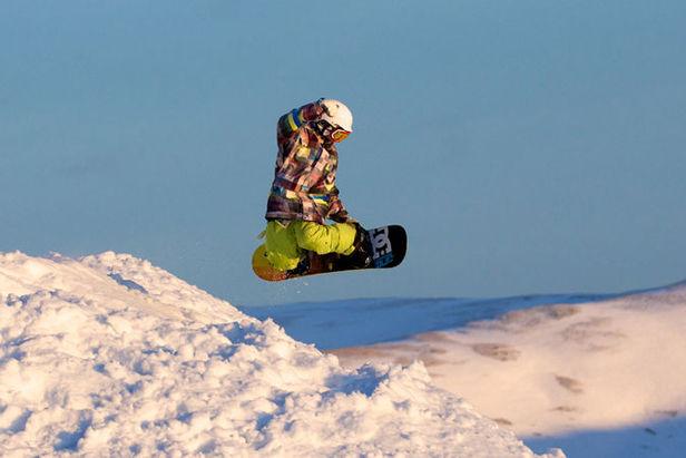 Good Snow Brings FIS Racing Back To Scotland